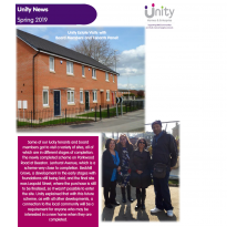 Newsletters - Unity Homes & Enterprise